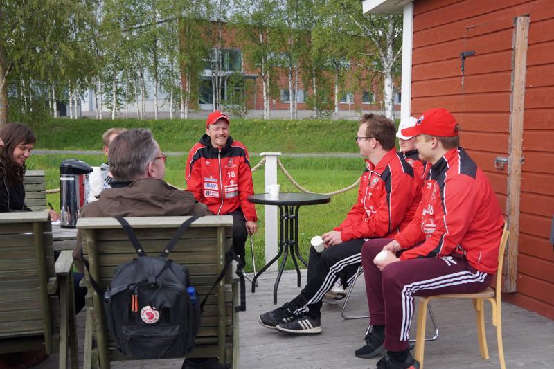 Markus Pennala, Ville Marjoniemi, Jussi Keskisarja ja Kalle Marjoniemi kertovat mielipiteitään ja toiveitaan ohjelmatarjonnasta.