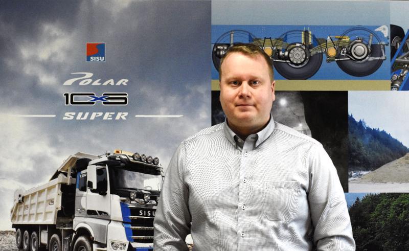 Haapajärveltä kotoisin oleva Petri Kananen on työskennellyt Sisu Auto Oy:n toimitusjohtajana huhtikuusta lähtien.