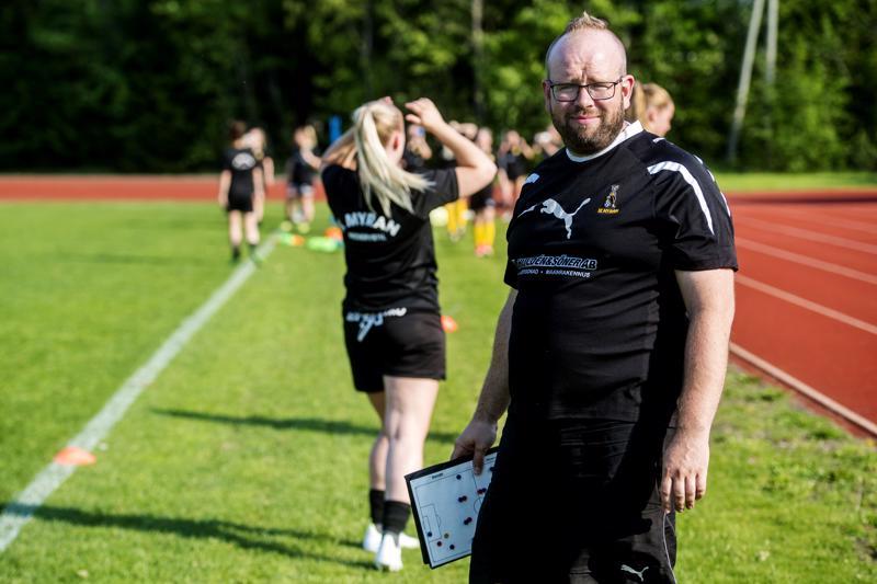 Magnus Slotte haluaa puolustuspeliin lisää pitävyyttä.