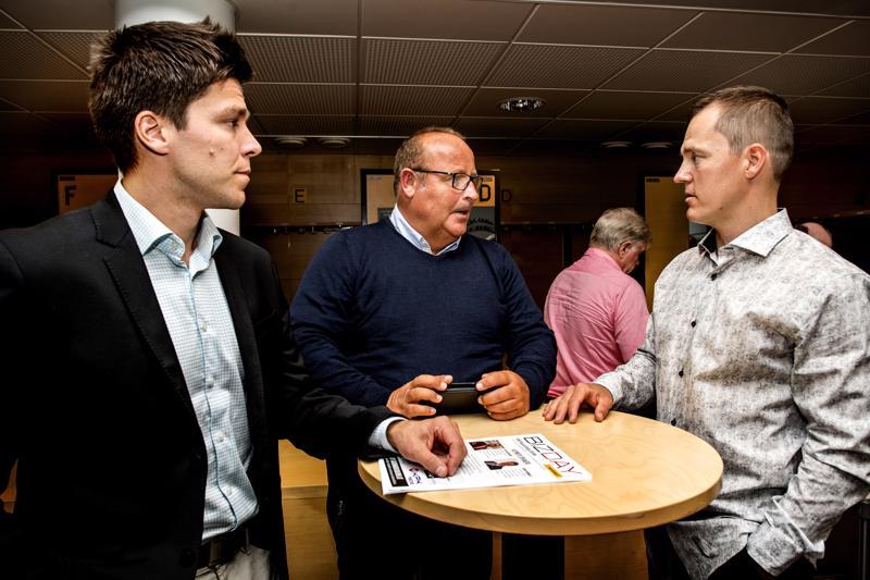 Kalle Lassila ja Sami Jauhojärvi olivat maajoukkueen vakiokalustoa Magnar Dalenin aikakaudella.