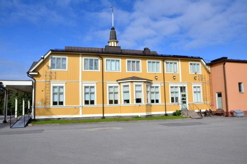 Jungsborg on rakennettu 1909.