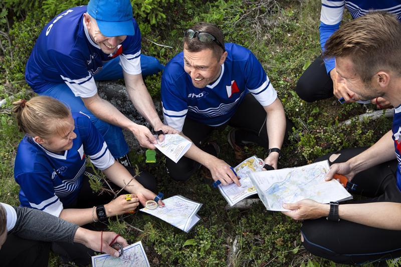 KPO.n toimitusjohtaja Kim Biskop luotsaa joukkueensa kolmannen kerran Jukolan viestiin, joka suunnistetaan tänä viikonloppuna Kangasalla.