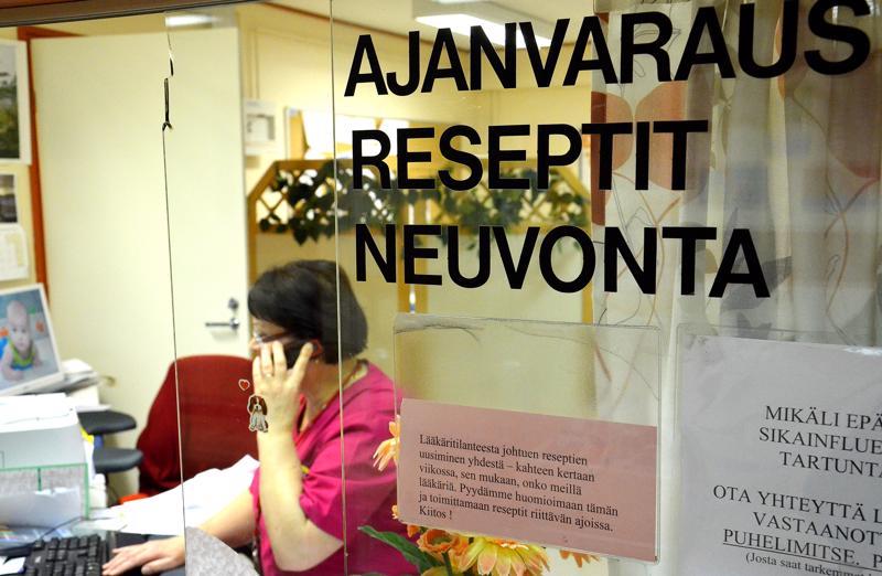Peruspalvekuntayhtymä Kallion puhelinliikenteessä on ollut häiriötä tiistaiaamuna.