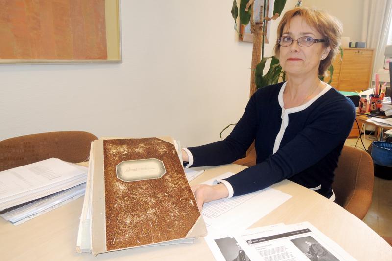 Gunilla Höglundista tulee Pietarsaaren kaupunginkamreerin sijainen.