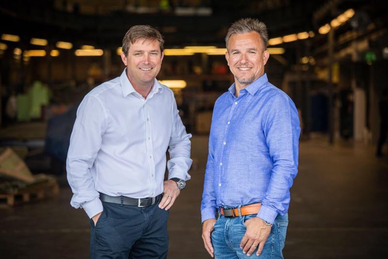 Anders Kurtén (oik) luotsaa Baltic Yachtsia yhdessä Henry Hawkinsin kanssa. Hawkinsista tulee varatoimitusjohtaja.