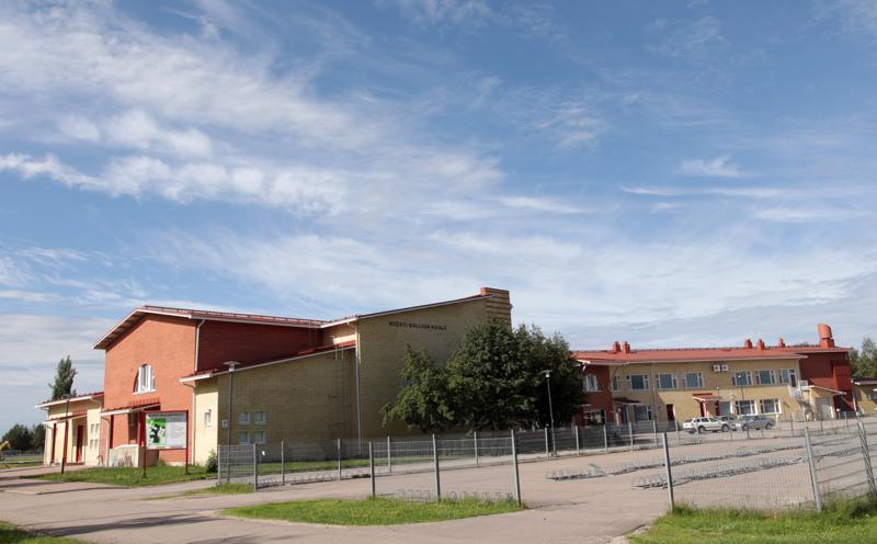 Kyösti Kallion koulu siirtyy syksyllä Marjo Kiviniemen aikakauteen.
