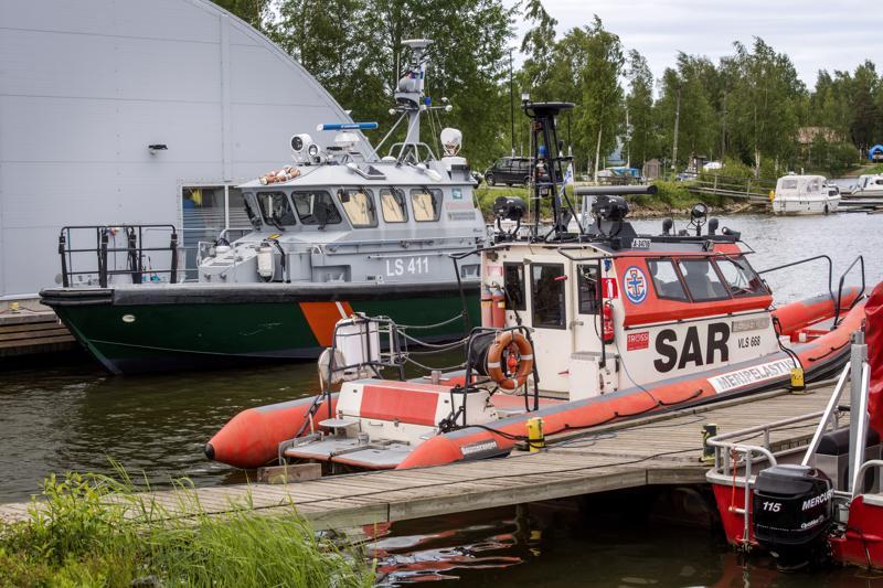 Merivartiostolla on ollut Pohjanmaan osalta tähän mennessä rauhallinen juhannus.