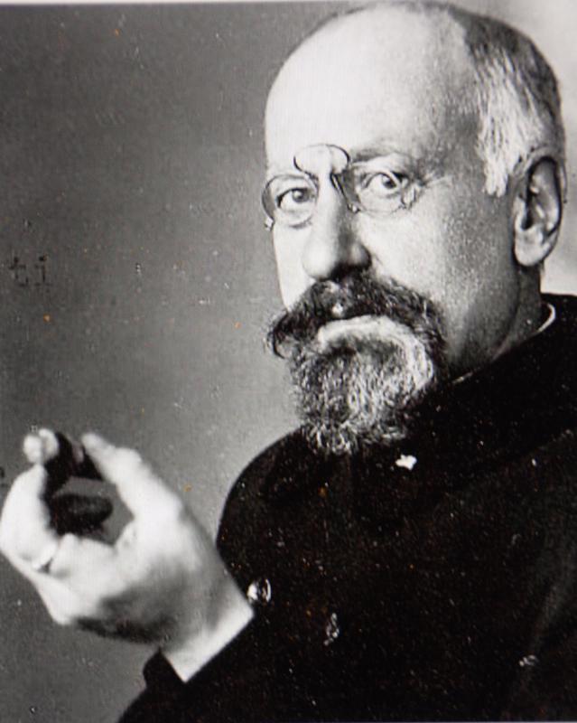 Ilmari Kianto 50-vuotiaana 1924.