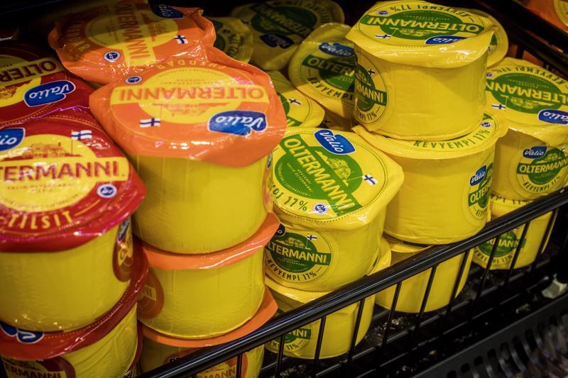 Pahimmin pakotteet iskivät Valion Oltermannin tuotantoon Haapavedellä. Rajan sulkeuduttua juuston valmistus puolittui 15 miljoonaan kiloon. Kysyntä kotimaassa on kasvussa.