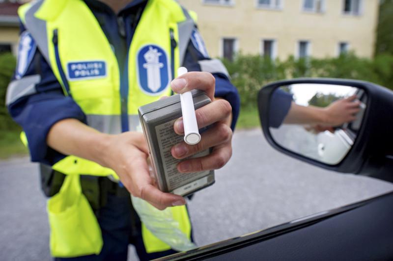 Bo-Erik Hansenin mukaan rattijuopumuslukemien kasvu on seurausta poliisin aktiivisesta toiminnasta.