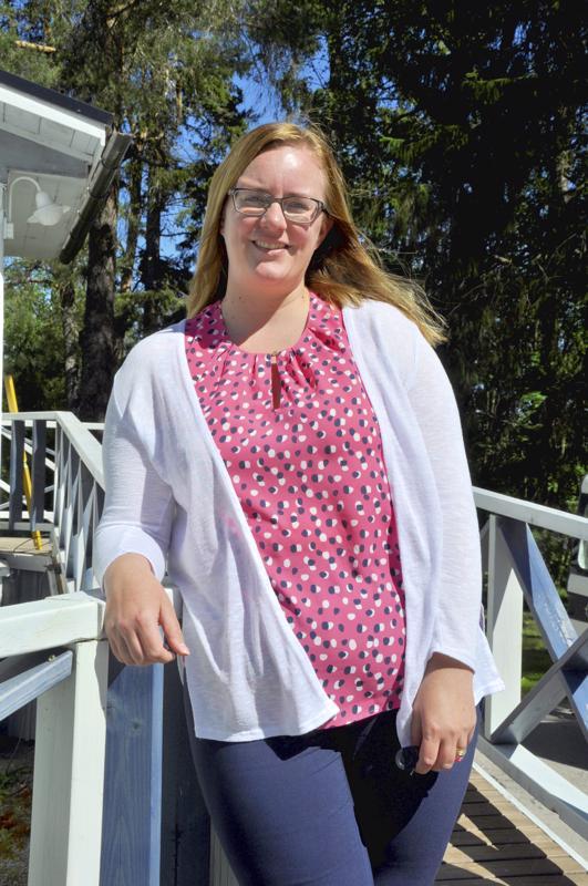 Uusi virka. Toholampilainen Anniina Lintilä aloitti heinäkuun alussa työt Toholammin seurakunnan diakoniatyöntekijän virassa.