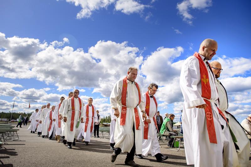 Keski-Pohjanmaalla on paljon erilaisia hengellisiä tapahtumia. Viime vuonna vietettiin evankeliumijuhlia Kalajoella.