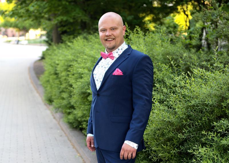 Haapavetinen Johannes Vatjus on uusi tangokuningas.