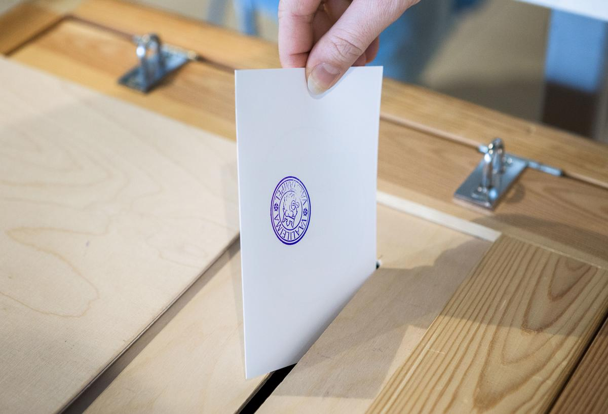 Selvitys: nuorista jo kaksi kolmannesta liikkuvia äänestäjiä