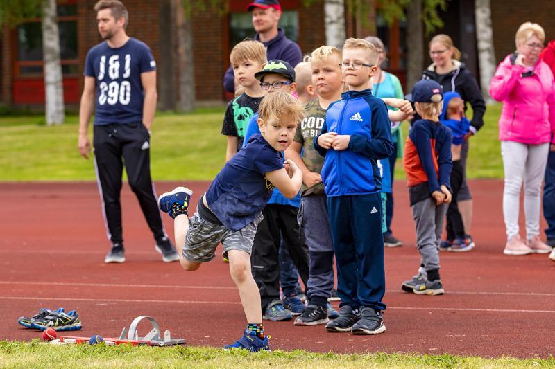 Oli urheilulaji mikä tahansa, suoritus lähtee vartalosta. Aatu Jylängin mallisuoritus.
