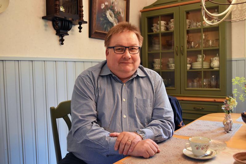 Markku kertoo, että Saksaan pääseminen oli hänelle aikoinaan pieni unelmien täyttymys.