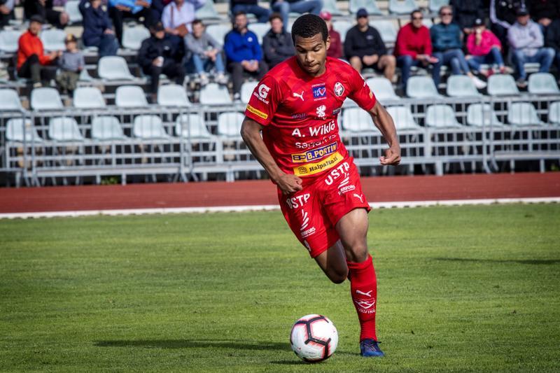 Jaron Anthony Olusanya on ollut tehokas kuluvalla kaudella. Torstaina syntyi jo nuorukaisen viides maali.