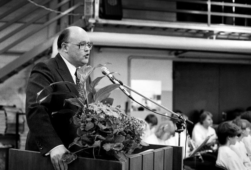 Esko Melametsä 1927-2019.