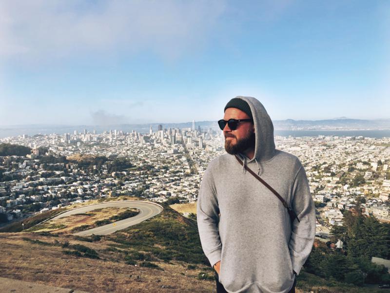 San Franciscon korkein kohta, Twin Peaks.