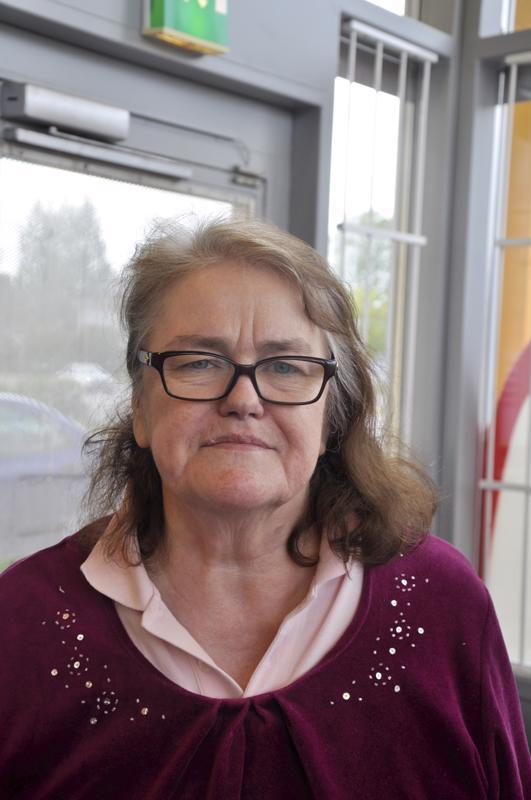 Marjatta Koskinen, Kannus - Kesä on mennyt sairastellessa, joten kohokohtaa ei ole.