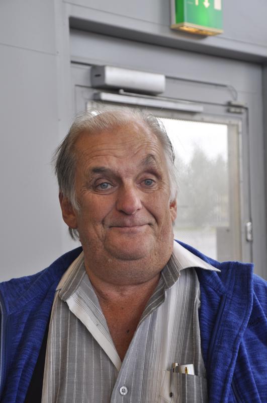 Martti Koskinen, Kannus- Lämpimät kelit.