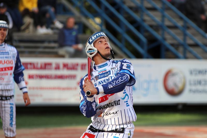 Timo Hanhisalo pelasi alkukauden lainassa Pattijoella.