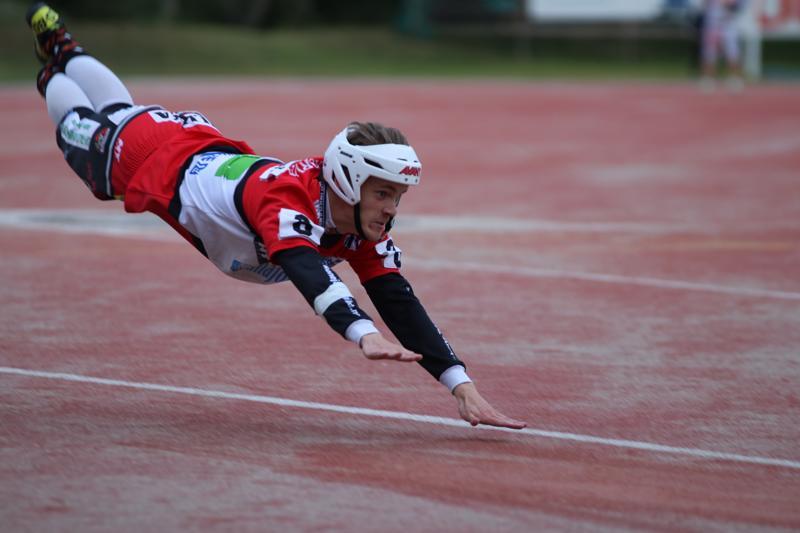 Halsualainen Otto Kauppinen toi kotiutuslöyntikilpailussa Koskenkorvan toisen juoksun.