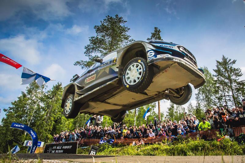 Rallin MM-sarjan yhdeksäs osakilpailu ajetaan Suomessa viikonloppuna Jyväskylän ympäristössä.