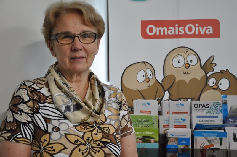 Eija Mikkola on vuoden alusta ollut Kokkolanseudun omaishoitajien puheenjohtaja. Hän on alkuvuoden aikana tutustunut yhdistykseen sekä OmaisOivaan ja on niihin hyvin tyytyväinen.