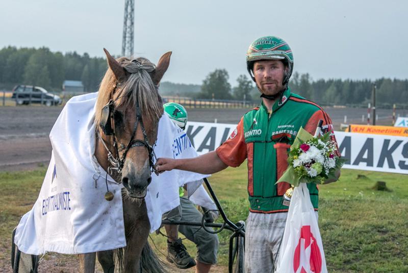 Antti Tupamäki voitti Polaralla ruunaruhtinaan tittelin viime kesänä.