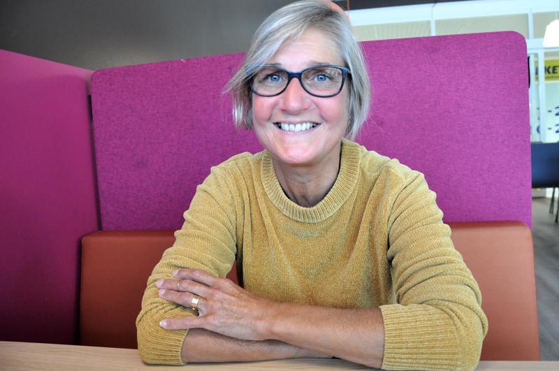 Anne Holmbäck on aikuisiällä itsekin sairastunut astmaan, jonka vuoksi yhdistystoimintaankin on voimia riittänyt vähemmän.