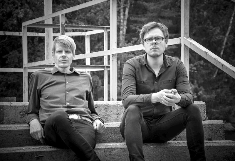 Janne Äyräväinen ja Sami Skantsi tutustuivat jo 15 vuotta sitten. Vuonna 2017 syntyi musiikillinen yhteistyö, yhtye Grant Wood Company.