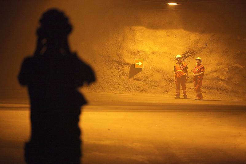 Pyhäjärvellä kehitetään loppuneelle kaivokselle uutta käyttöä.