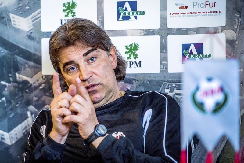 Alexei Eremenko pesti SJK:ssa kesti reilun vuoden.