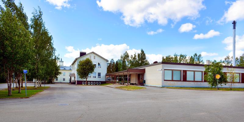 Tietola rakennettiin Vetelin lukion tarpeisiin 60-luvulla. Samassa tilassa lukiota käytiin viimeisiin vuosiin asti.
