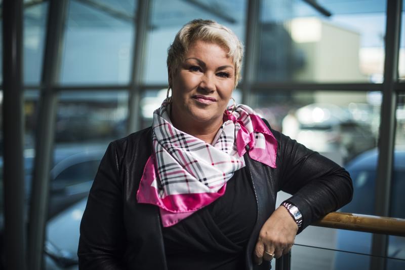 Mervi Järkkälä on toiminut Keski-Pohjanmaan Yrittäjissä yli kolme vuosikymmentä. Vuodesta 1997 hän on ollut toimitusjohtaja.