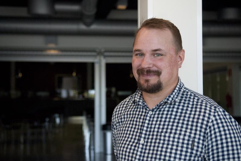 Sigrid's-ravintolan Niklas Salo sanoo, että ravintolalla on ollut rekryongelmia alusta saakka.