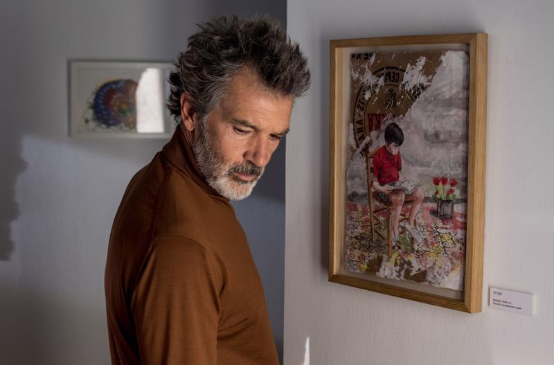 Antonio Banderas, 59, palaa kotiin Almódovarin lapsuusmuistojen elokuvassa Kärsimys ja kunnia.