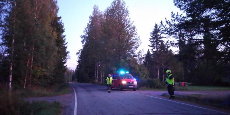 Veteliläinen 1950-luvulla syntynyt mies kuoli pakettiauton ja kuorma-auton kolarissa Vetelissä sunnuntai-iltana.