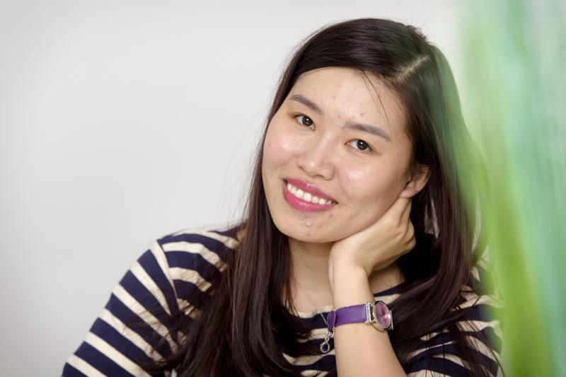 Vietnamilainen Yen Duong haluaisi jäädä asumaan turvalliseen Kokkolaan.