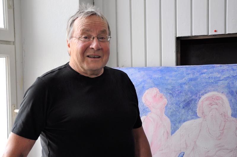 Esa Lindholm ei ole mikään joko-tai-mies. Hän on koko ikänsä harrastanut sekä kulttuuria että urheilua.