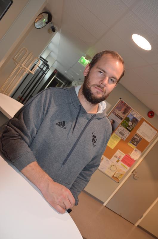 Yllätetään. TU:n pelaaja-valmentaja Harri Keskisipilä uskoo, että joukkue yllättää kauden aikana monet vastustajansa.
