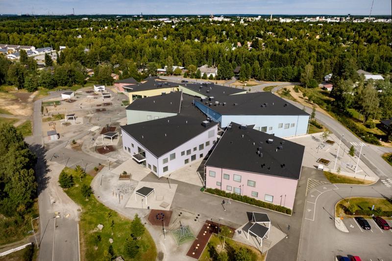 Isokylän monitoimitalon laajennukselle, suunnittelulle ja rakentamiselle varattiin 2 miljoonaa euroa vuodelle 2020.