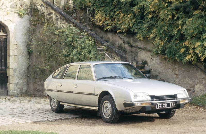 Tätä vuonna 1974 esiteltyä XC-mallia pidetään yhtenä automaailman klassikkona.