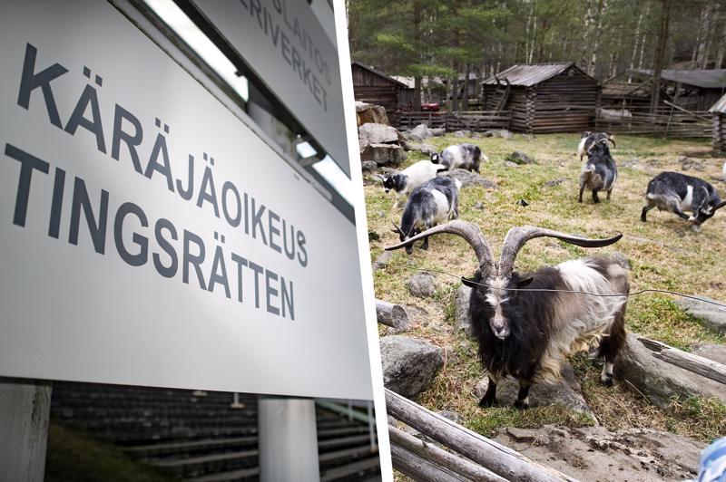 Toivosen eläinpuisto ja Talonpojanmuseo on toiminut Kälviällä jo vuosikymmenten ajan.