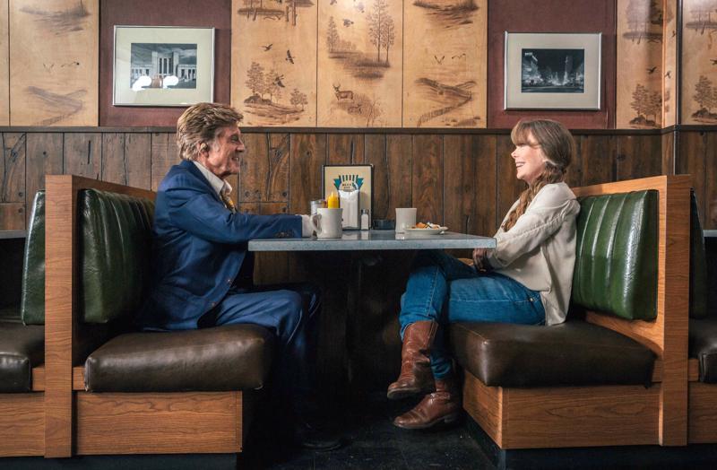 Viimeinen herrasmies on täsmäelokuva valkokankaan herrasmies Robert Redfordille. Vastanäyttelijänä taidokas Sissy Spacek.
