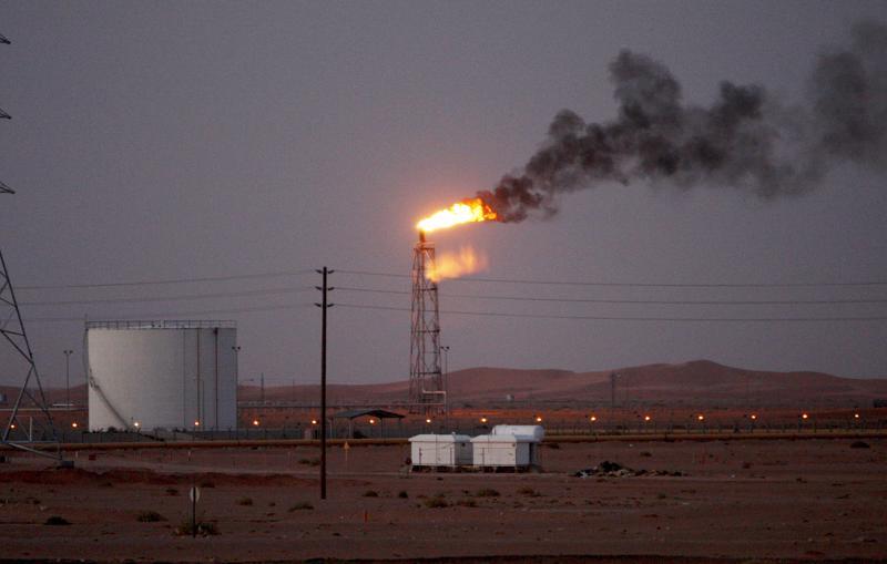 Khuraisin öljyntuotantolaitosten kerrotaan vahingoittuneen lennokki-iskussa lauantaina. Khurais sijaitsee noin 160 kilometrin päässä Saudi-Arabian pääkaupungista Riadista.