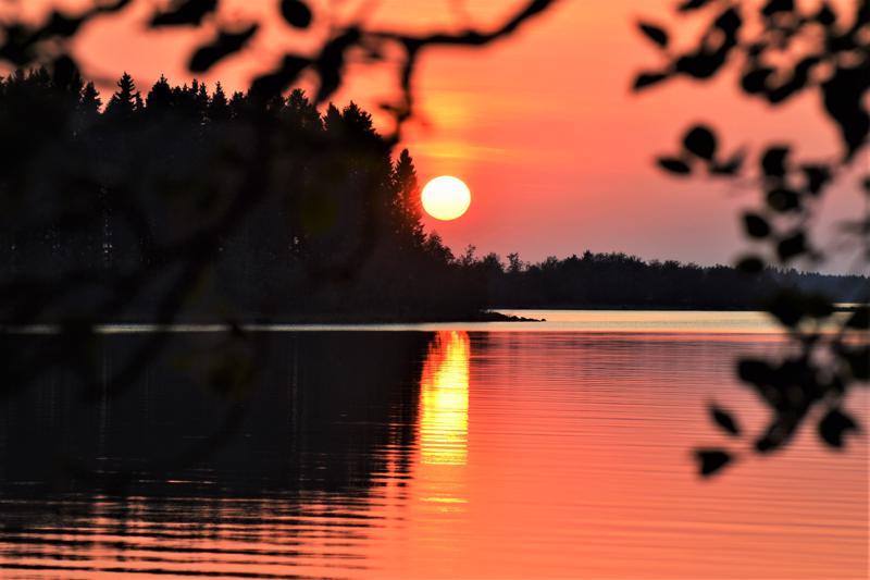 Ilta-aurinko Hietaperä, Marinkainen.