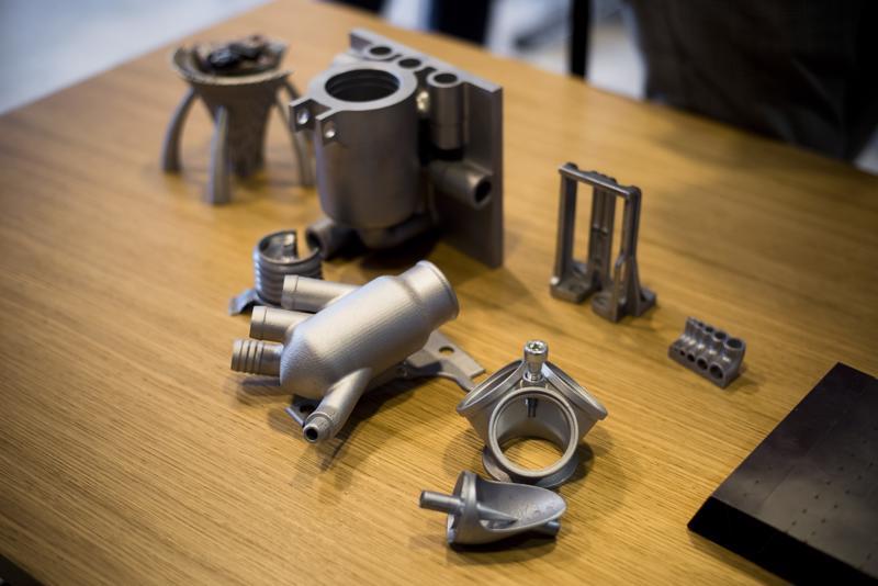 Seminaarissa pohdittiin myös 3D-tulostuksen merkitystä yritysten tuotannossa.