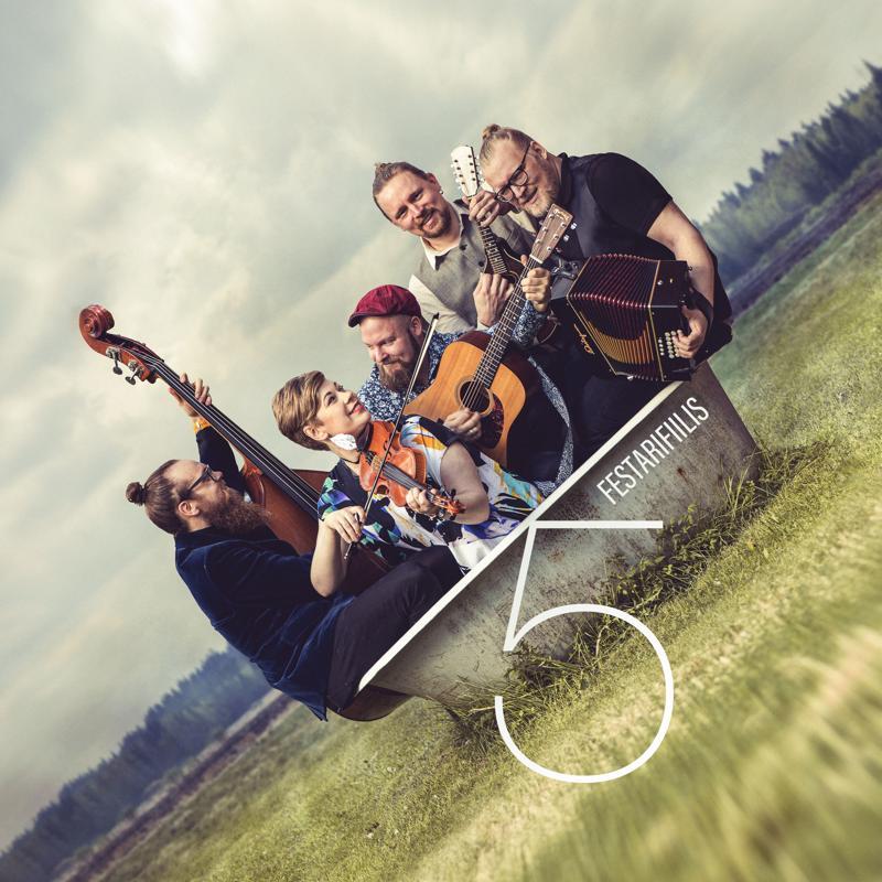 Festarifiilistä Lampille. Uuden levyn julkaiseva 5/5 esiintyy Toholammilla perjantaina.